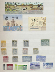 7365: Collections and Lots America - Stamps bulk lot