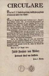 4745020: Österreich Altbriefe und Dokumente - Vorphilatelie