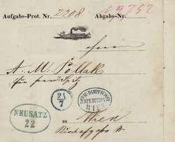 4790: Österreich Donau Dampfschiffahrts Gesellschaft - Dokumente