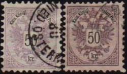4745085: Österreich Ausgabe 1883