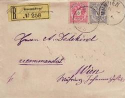4745320: Österreich Abstempelungen Oberösterreich - Postkarten