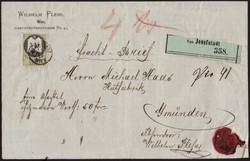 4745320: Österreich Abstempelungen Oberösterreich - Briefe Posten