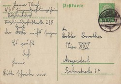 4745115: Österreich Ostmark - Briefe Posten