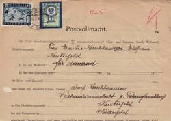 4745330: オーストリア・消印・シュタイアーマルク