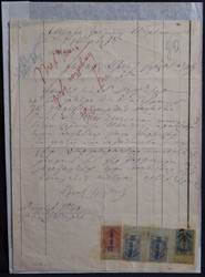 6260: Transkaukasien - Verrechnungsmarken