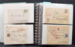 7710: Sammlungen und Posten Briefe - Vorphilatelie