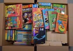 40.20: Bücher - Autografen, Comics