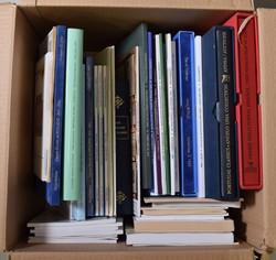 8700340: Literatur Sonstige Gebiete Auktionskataloge - Philatelistische Literatur