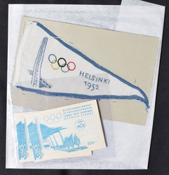 850.68.100: Varia - Sport - Olympic Games