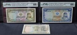 110.550.306: Billets - Afrique - Guinée portugaise