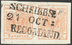 4745315: 奧大利郵戳Lower Austria - Cancellations and seals