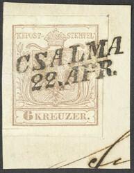 4745405: Österreich Abstempelungen Syrmien