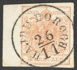 4745415: 奧大利郵戳Hungary - Cancellations and seals