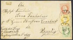4745075: Österreich Ausgabe 1867 - Ganzsachen