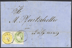 4745065: Austria 1863 Issue