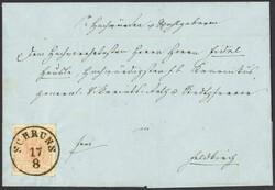 4745340: Austria Cancellations Vorarlberg - Cancellations and seals