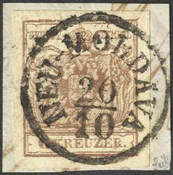 4745410: Österreich Abstempelungen Temeser Banat - Stempel