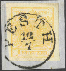 4745415: Austria Cancellations Hungary - Cancellations and seals