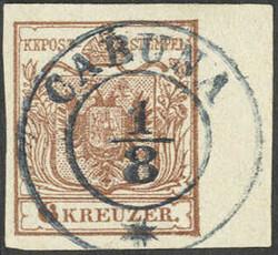 4745370: Österreich Abstempelungen Kroatien Slawonien