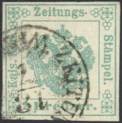 4760: Österreich Zeitungsstempelmarken