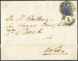 4745050: Österreich Ausgabe 1850