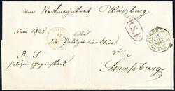 15: Altdeutschland Bayern - Vorphilatelie