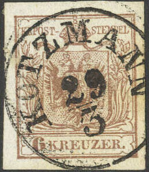 4745350: Österreich Abstempelungen Bukowina - Cancellations and seals