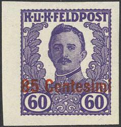 4800: Österreich Feldpost Italien