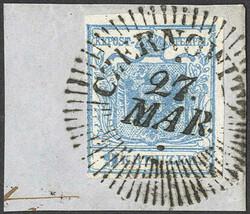 4745350: Österreich Abstempelungen Bukowina - Stempel