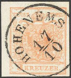 4745340: Österreich Abstempelungen Vorarlberg - Stempel