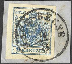 4745420: Annulations d'Autriche Voïvodat de Serbie - Cancellations and seals