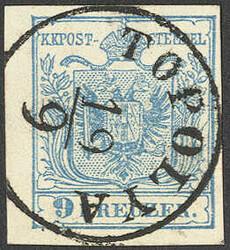 4745420: Annulations d'Autriche Voïvodat de Serbie