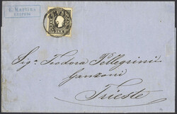 4745055: Austria 1858 Issue