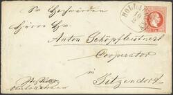 4745315: Österreich Abstempelungen Niederösterreich - Stempel