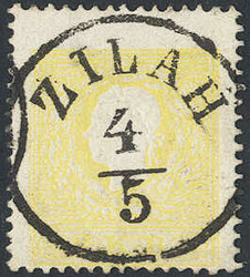 4745395: Austria Cancellations Transylvania - Cancellations and seals
