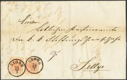 4745415: Österreich Abstempelungen Ungarn