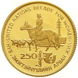 70.320: Asien (mit Nahem Osten) - Mongolei