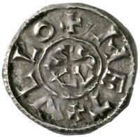20.30.30: Medieval Coins - Carolingian Coins - Charles the Great, 768 - 814