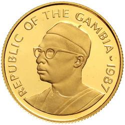 50.130: Afrika - Gambia
