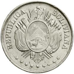 60.50: America - Bolivia