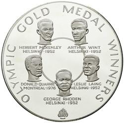 60.160: America - Jamaica