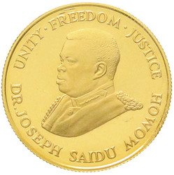 50.350: Afrika - Sierra Leone
