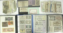 110.80: Banknoten - Deutschland