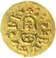 20.10.60: Medieval Coins - Migration Period - Visigoths
