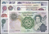 110.170: Banknotes - Isle of Man