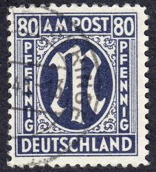 1305: 英美同盟佔領區