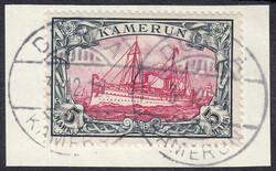 190: German Colonies, Cameroon