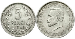 40.260: Europe - Lituanie