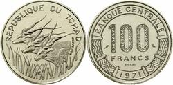 50.440: Afrika - Tschad