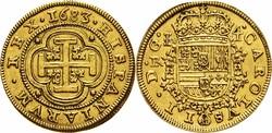 40.500.60: Europa - Spanien - Karl II., 1665 - 1700